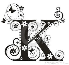 k | Letter K Royalty Free Stock Image - Image: 7207216