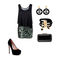 Perfect party outfit...30th birthday party???