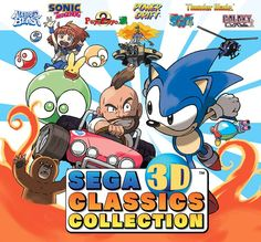 For the past few years, ever since the 3DS came out, Sega has been remastering various 8-bit and 16-bit games from its library and republishing them with 3D effects. The line is called Sega 3D Classics, and the company recently announced it ll be bundling up a lot of these games and publishing them physically in [ ] The post Sega 3D Classics Collection In Stereo Where Available appeared first on PopGeeks.net.