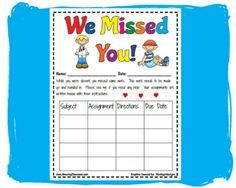 organizing absent work - Google Search