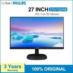 Philips 27 Inch IPS Full HD Monitor HDMI VGA (*1920x1080)