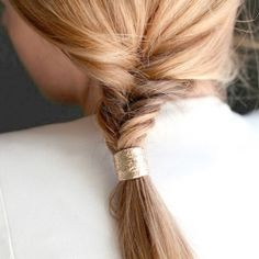 Hair Cuffs : Inspiration + DIY