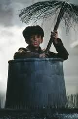 Really bad practice of children sweeping chimneys
