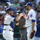 Lackey fans 9 Cubs beat Arizona for 9th win in 10 games (Yahoo Sports)