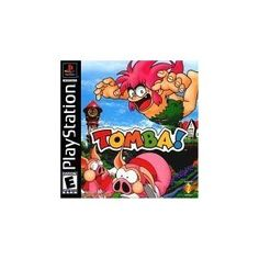 Tomba! <3 I was ADDITCED to this game when I was a kid <3