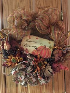 Fall wreath 2016