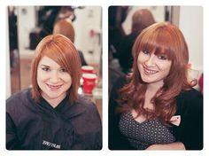Racoon International hair extensions by Sarah Bainborough @ Part One Hair