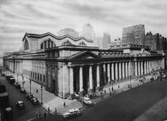 Beautiful, Magnificent Penn Station, New York, NY