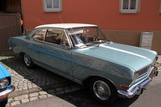 Opel Rekord L