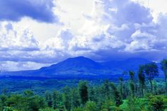 Gunung Salak , Jawa Barat , views from Cikidang ,Sukabumi , Way to Arum Jeram