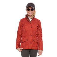 [[start tab]]DETAILSThe Cavalry Polarquilt blends archive equestrian themes with Barbour's signature polarquilt combination, creating a stylish winter a...