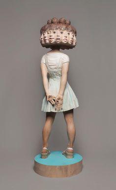 10734114_720323821375401_1176669940751748179_n Sculpture Art, Wooden Sculptures, Surrealism Sculpture, Wooden Statues, Clay Sculptures, Contemporary Sculpture, Contemporary Art, Modern Art, Light Art