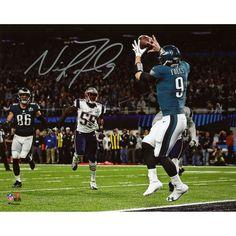 7632c1da1 Nick Foles Philadelphia Eagles Fanatics Authentic Super Bowl LII Champions  Autographed 8