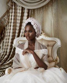Black Queen, Mode Turban, Black Royalty, Beautiful Black Girl, Black Bride, Black Girl Aesthetic, Bridal Beauty, African Beauty, Princess Aesthetic