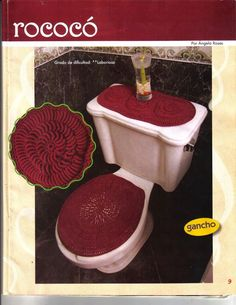 Revista de crochet para el baño gratis - Revistas de manualidades Gratis