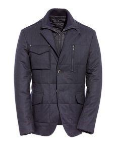 Chaqueta de hombre Emidio Tucci Black - Hombre - Prendas de Abrigo - El Corte Inglés - Moda