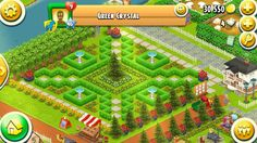 Hay day idea for layout