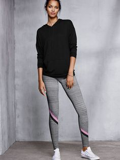 Supersoft, smooth & stylish: this legging's our kind of triple threat. | Victoria's Secret The Everywhere Legging
