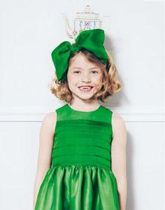 Vestido de Rodar: Baby Dior