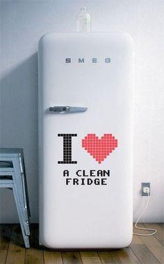 i <3 a clean fridge  #home #pixel #fridge