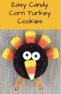 Thanksgiving crafts for kids - Looking for fun Thanksgiving ideas for your kids? Have a blast making these easy Thanksgiving snacks that kids love! Looking for fun Thanksgiving ideas for your kids? Have a blast making these great Thanksgiving desserts! Thanksgiving Cookies, Thanksgiving Crafts For Kids, Thanksgiving Parties, Thanksgiving Activities, Thanksgiving Oreo Turkeys, Thanksgiving Baking, Thanksgiving Desserts Easy, Fall Desserts, Happy Thanksgiving