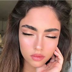 Contour make-up, makeup goals, makeup inspo, makeup tips, basic makeup Makeup Goals, Makeup Inspo, Makeup Inspiration, Makeup Ideas, Makeup Tutorials, Makeup Hacks, Makeup Geek, Eyeliner Make-up, Black Eyeliner