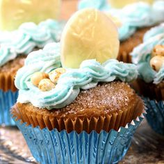Spice Beach Cupcake  by IrishMomLuvs2Bake, via Flickr