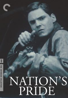 Made for Fake Criterion's Double Fakeout series.    Stoltz der Nation (Nation's Pride) [1944] from Inglourious Basterds.