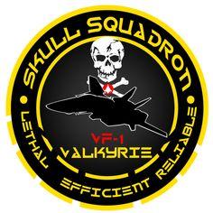 Skull Squadron Order by AtlasMaximus.deviantart.com