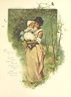 Alenquerensis: Livro Infantil de 1899, publicado por Ernest Nister, com ilustrações de Harriett M Bennett - Children Book from 1899, published by Ernest Nister, with Harriett M Bennett Illustrations