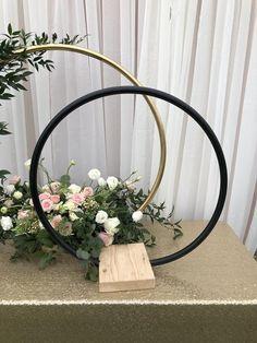 20 Inc Cerceau Floral New Second Model Pour Le Mariage