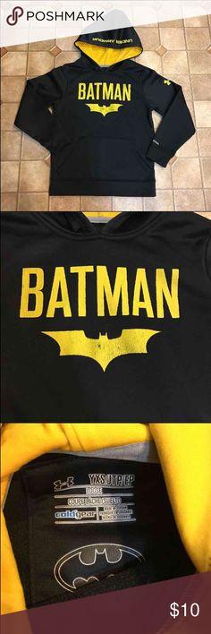 under armour batman hoodie