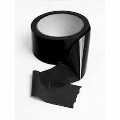 Bondage Tape Black 1 Roll by KI. $9.69. Pleasure Tape can be used to bind, gag, blindfold, or dress the object of your affection. It's easy to use and visually stunning. Wrap your lover up tonight. It's bound to please you both! 65ft per roll.