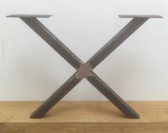 Furniture Legs Brushed Nickel x metal table legs brushed nickel finish 2 x 2thelegshoppe