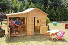 "Baumotte Spielhaus Holz - Kinderspielhaus ""Heidi"" Baumotte https://www.amazon.de/dp/B00YSRBXPC/ref=cm_sw_r_pi_dp_x_CdTYybD05AGZ0"