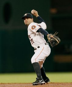 Jose Altuve, Houston Astros