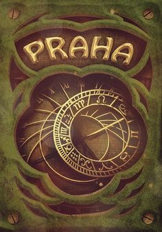 Prague Orloj #Prague #Praha #Prag #Прага #Praga #プラハ #布拉格 #Czech #Czechia #Travel #Trip #Europe #WithHeartInPrague #retro #vintage