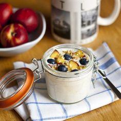 Bircher Muesli : The Original Overnight Oats Recipe