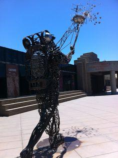 California African American Museum in Los Angeles, CA