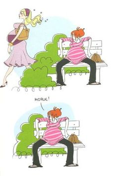 Ma grossesse... ce paradis2