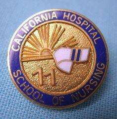 California Hospital School of Nursing, Los Angeles