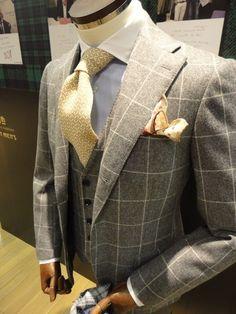 Faça seu estilo no Atelier das Gravatas - atelierdasgravatas.com.br ...Mens Suit