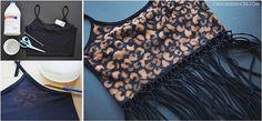 19Ideas para convertir tucamiseta ordinaria enuna blusa fabulosa
