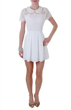 Humble Chic Camille Lace Dress -