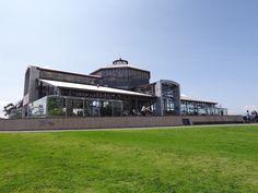 El Centro Cultural Itchimbía conocido como Palacio de Cristal