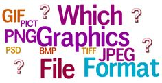 Check out these tips for which format is best for saving your images with these general guidelines and brief file format explanations. Graphic Design Services, Freelance Graphic Design, File Format, Best New Shows, Vector Animation, Image Formats, What Image, Never Stop Learning