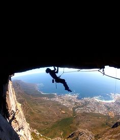 Alex Honnold in Africa