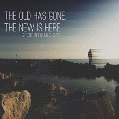 Be encouraged today because no matter what is happening in your life right now, you have a chance for a new beginning. Choose today to leave the old behind—leave behind old behaviors, old thinking, and old words and embrace the new by faith because this is your year to experience the new life that He has prepared for you!