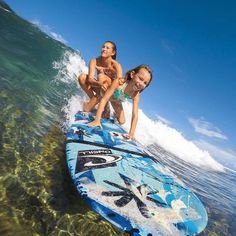 in the water with @honoluablomfield and @kula_surfs wearing new spring swim  #ONeillWomens #gopro