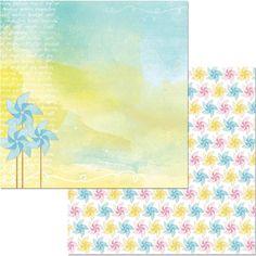"BoBunny Summer Mood Surprise 12x12"" www.papercrafts.ch"